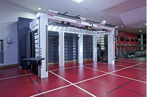 Virgin Active Refurbishments Andy Carver Photography